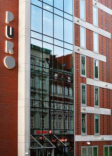 Hotel PURO Gdańsk