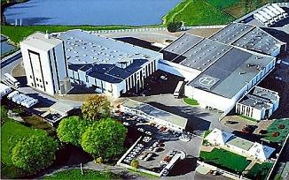Fabryka MOKATE w Ustroniu