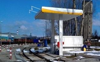 PKP Energetyka stacje paliwowe w całej Polsce