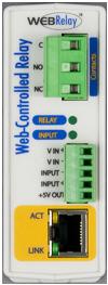 Przekaźnik IP - Web Relay