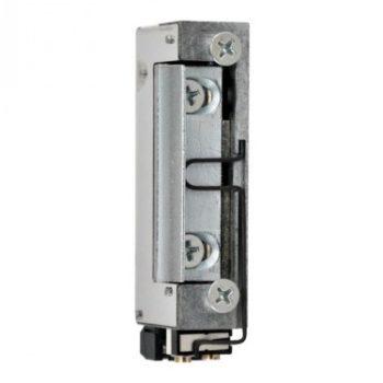 ES16-S12-RS - Elektrozaczep symetryczny wąski 16mm rewersyjny z sygnalizacją